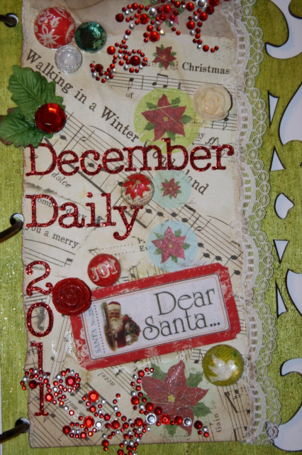 December Daily 2011